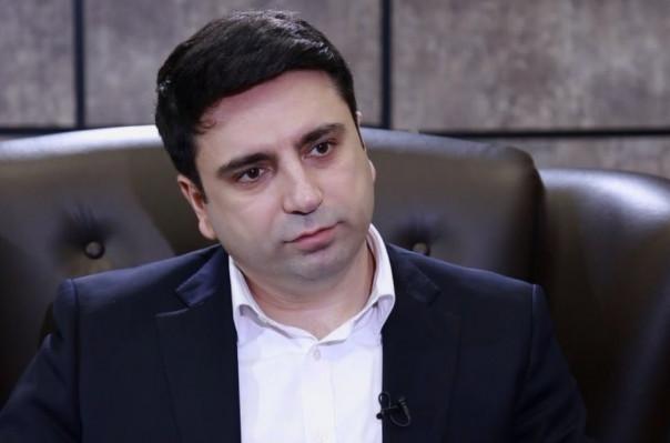 ՀՀԿ–ն մերժված է՝ ղեկավար Սերժ Սարգսյանի գլխավորությամբ. Ալեն Սիմոնյան