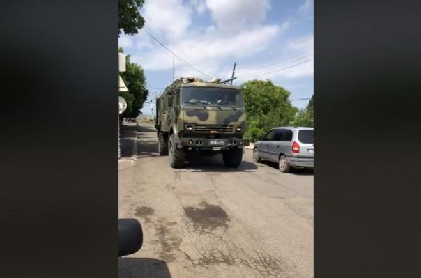 Российская военная база без предупреждения провела учения в селе Паник – начнется служебное расследование