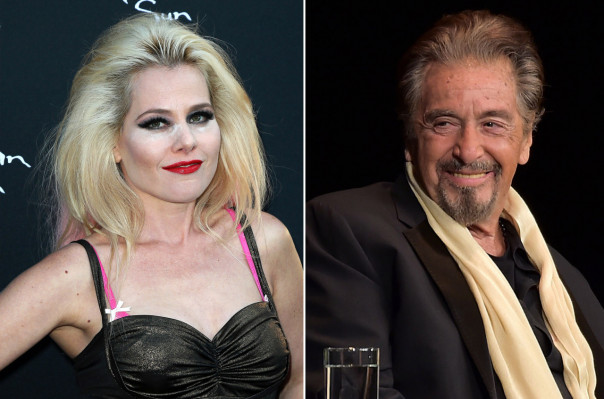 Al Pacino's new girlfriend is half his age - Armenian News ...