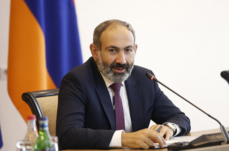 Pashinyan: International community recognizes Armenia's record