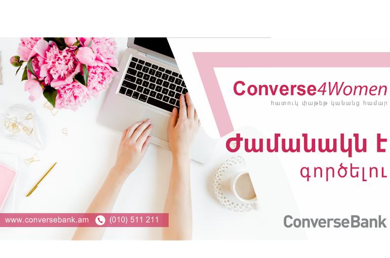 3e2336749171 Converse Bank launches  Converse4Women  campaign for businesswomen ...