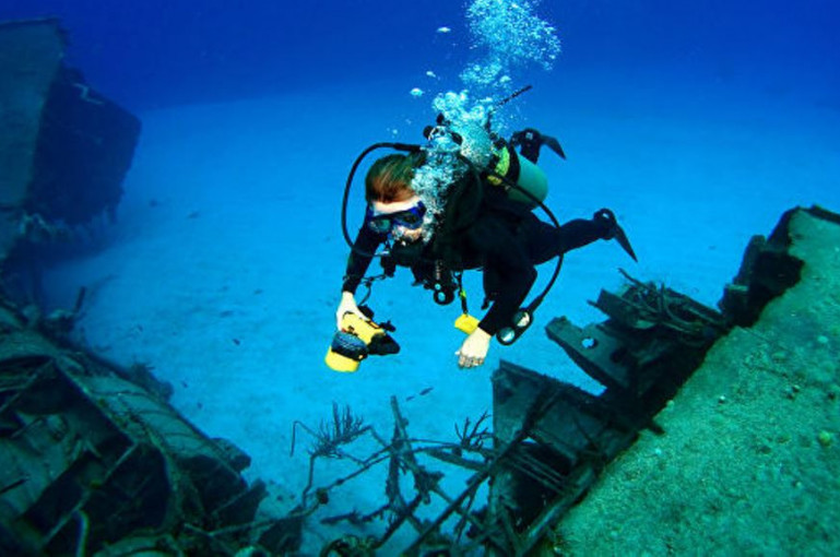 Սև ծովի հատակին հայ ծովանկարիչ Հովհաննես Այվազովսկու նկարների որոնման տեսանյութը՝ համացանցում